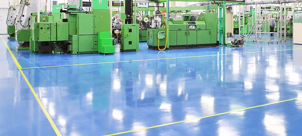 Aseo Industrial Fábrica